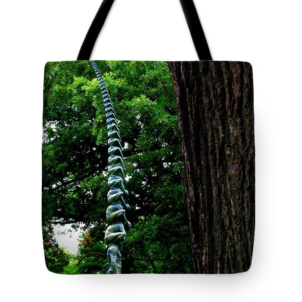 Stacking Infinity Tote Bag