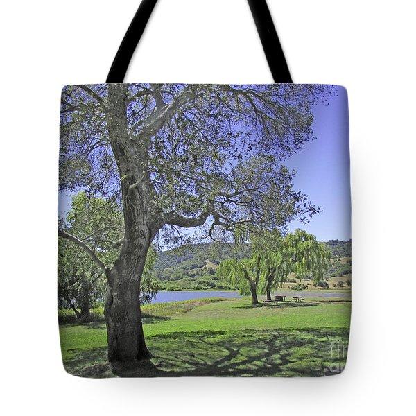 Stafford Lake Beauty Tote Bag