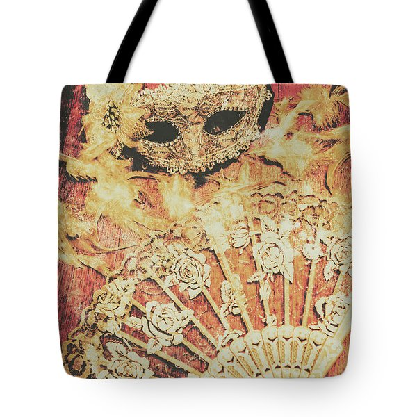 Stage Of Venice Tote Bag