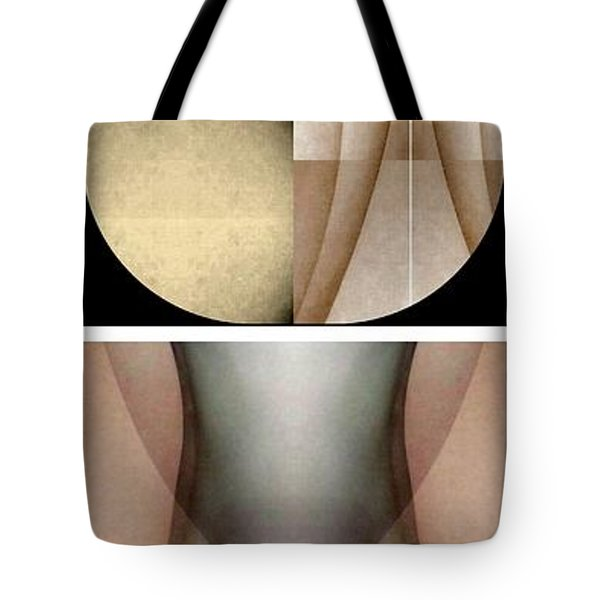 Stage One Tote Bag