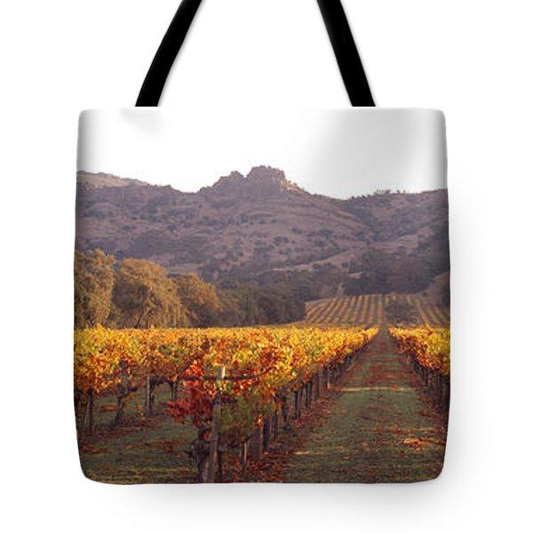 Stags Leap Wine Cellars Napa Tote Bag