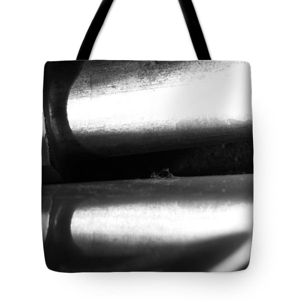 Stainless Steel Tote Bag