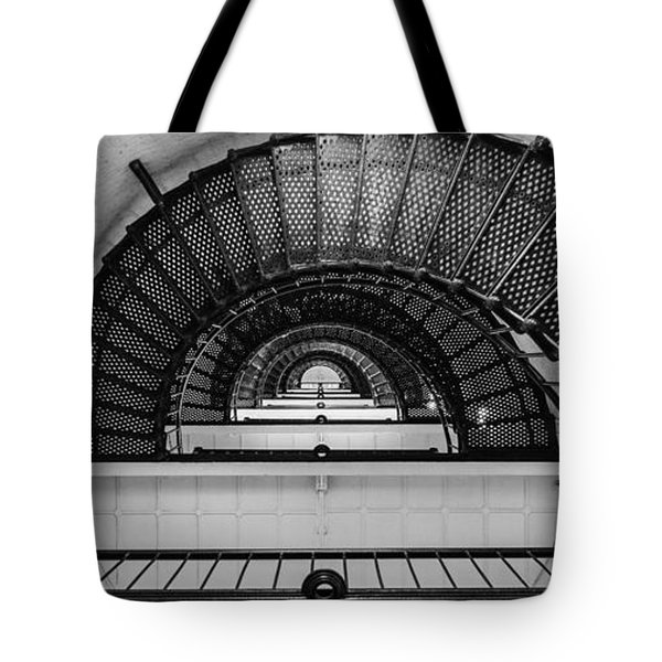 Stair Master Tote Bag