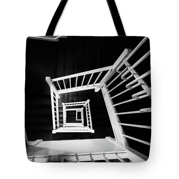 Staircase II Tote Bag