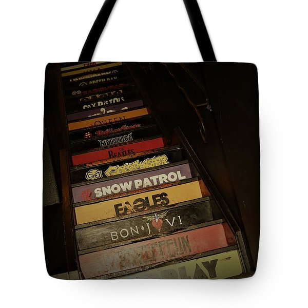 Stairway To... Tote Bag