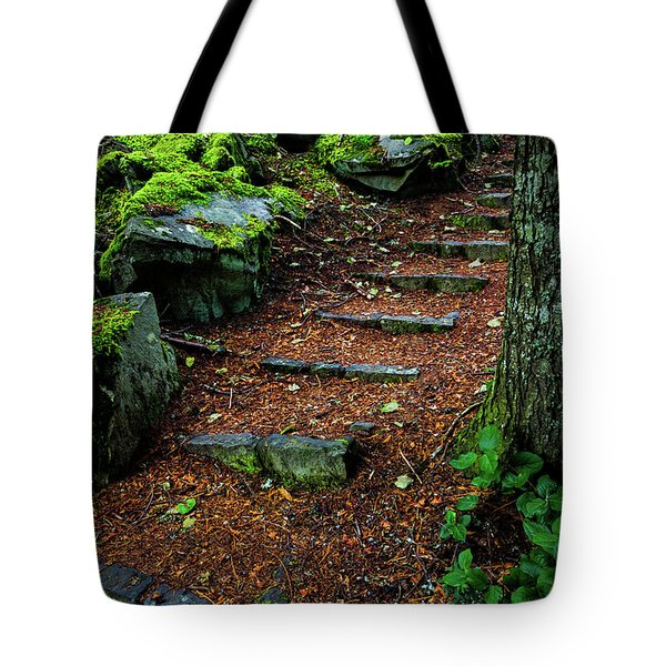 Stairway To..... Tote Bag