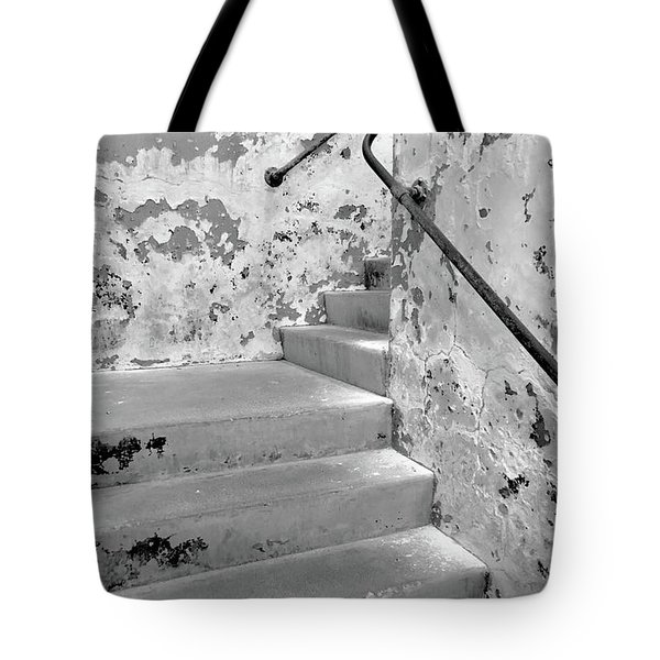 Stairwell Tote Bag