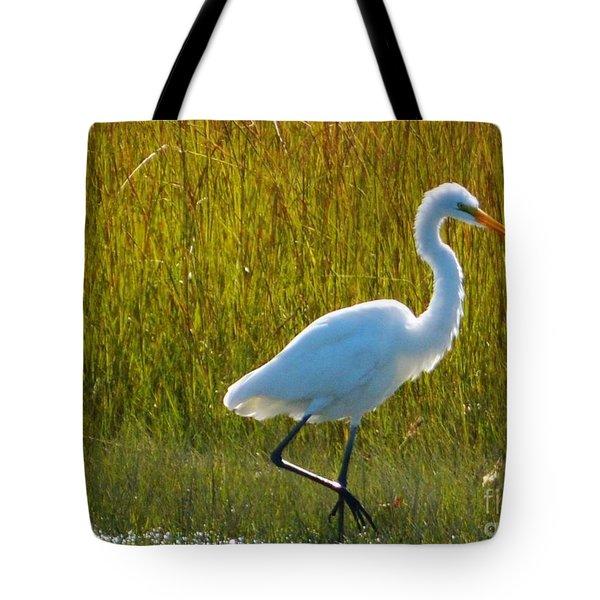 Stalk Tote Bag