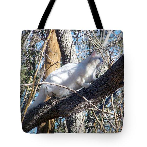 Stalking Ghost Tote Bag