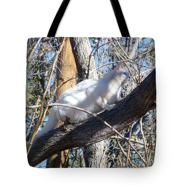 Stalking Ghost Tote Bag