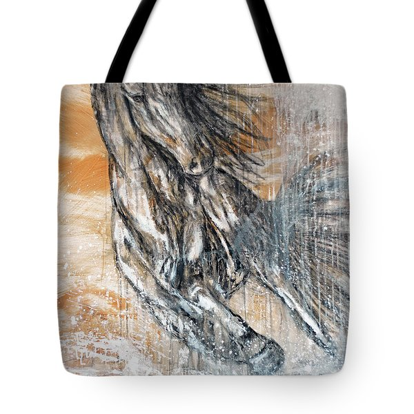 Stallion Fury Tote Bag