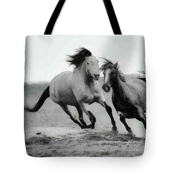Stallion  Tote Bag by Kelly Marquardt