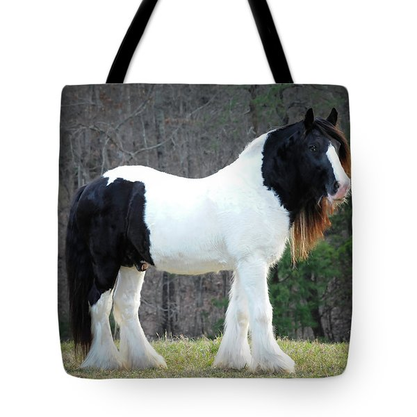 Stallion Perfection Tote Bag