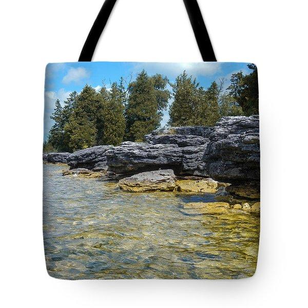 Stalwart Shore Tote Bag