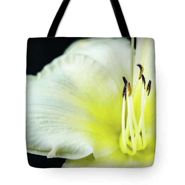 Stamen At Attention Tote Bag