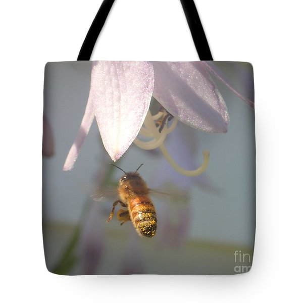 Stamen Attraction 2 Tote Bag