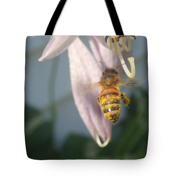 Stamen Attraction Tote Bag