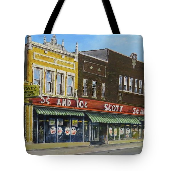 Stand Again Tote Bag