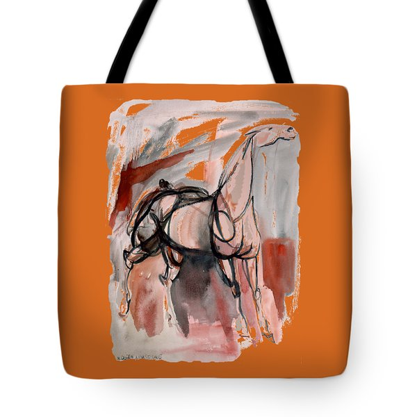 Stand Alone Bold One Tote Bag by Mary Armstrong