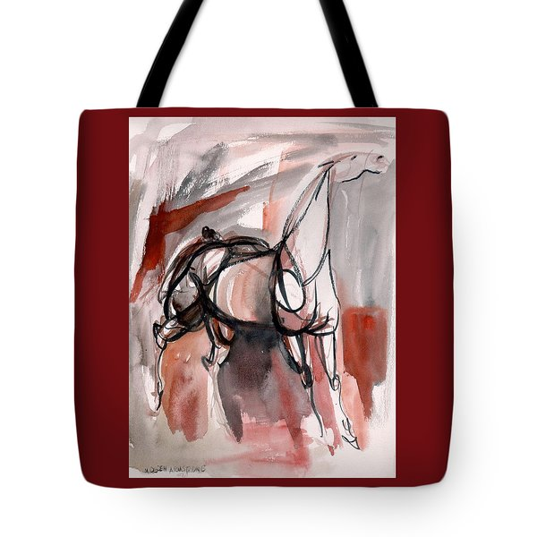 Stand Alone Tote Bag by Mary Armstrong