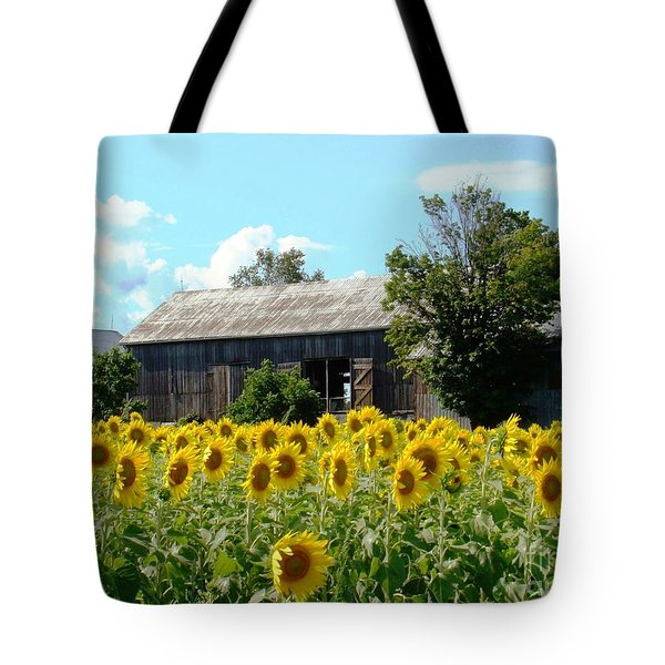 Stand At Attention Tote Bag