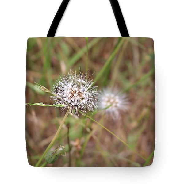Tote Bag featuring the photograph Stand Back by Marie Neder