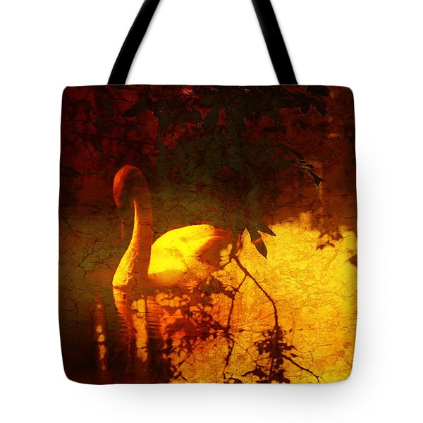 Stand By  Me  Tote Bag by Andrew Hunter