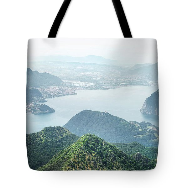 Stand In Awe Tote Bag