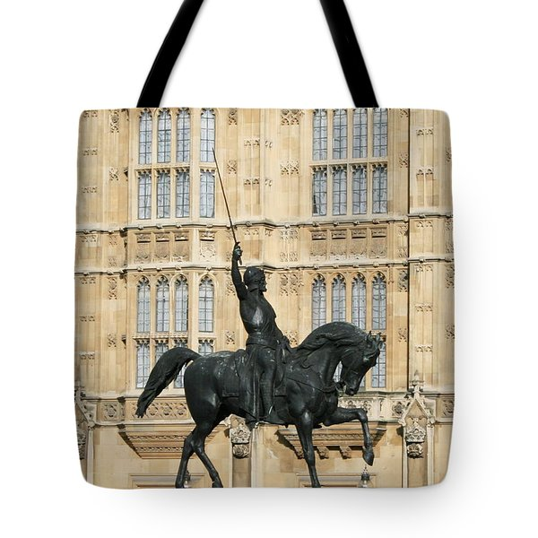 Stand Tote Bag