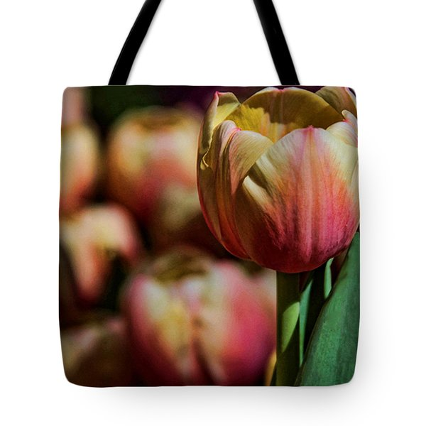 Tote Bag featuring the photograph Stand Out by Tammy Espino
