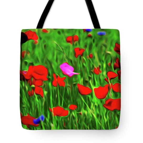 Stand Out Tote Bag by Timothy Hack