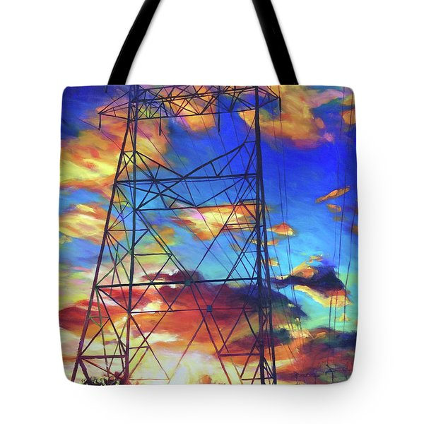 Stand Tall Tote Bag