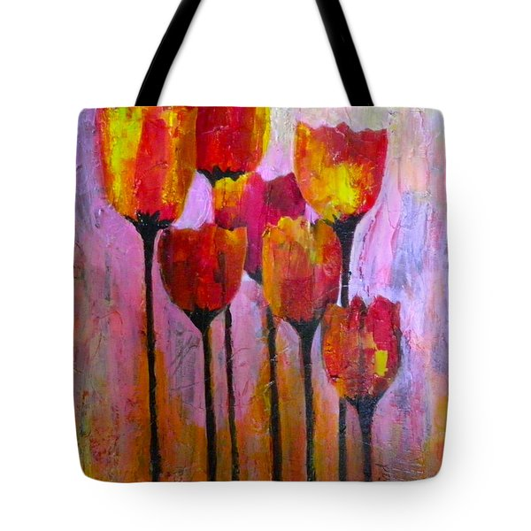 Stand Up And Shine Tote Bag by Terry Honstead