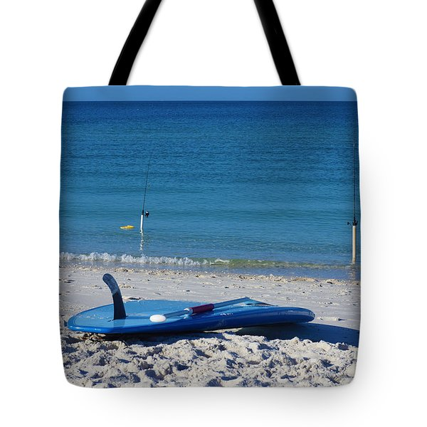 Stand Up Paddle Board Tote Bag
