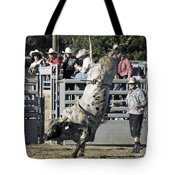 Stand Up Performance Tote Bag by Gwyn Newcombe
