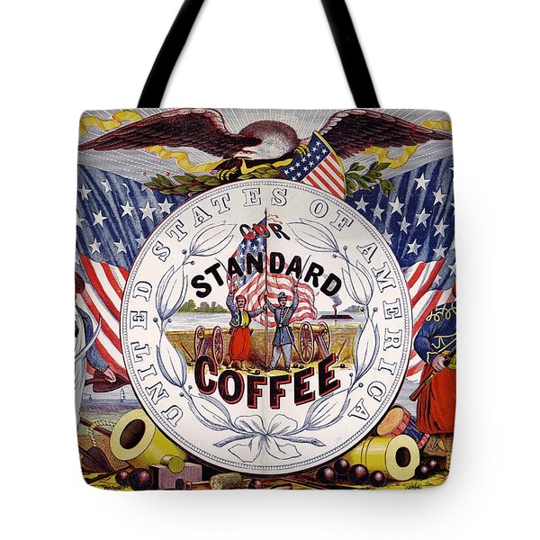 Standard Coffee Tote Bag