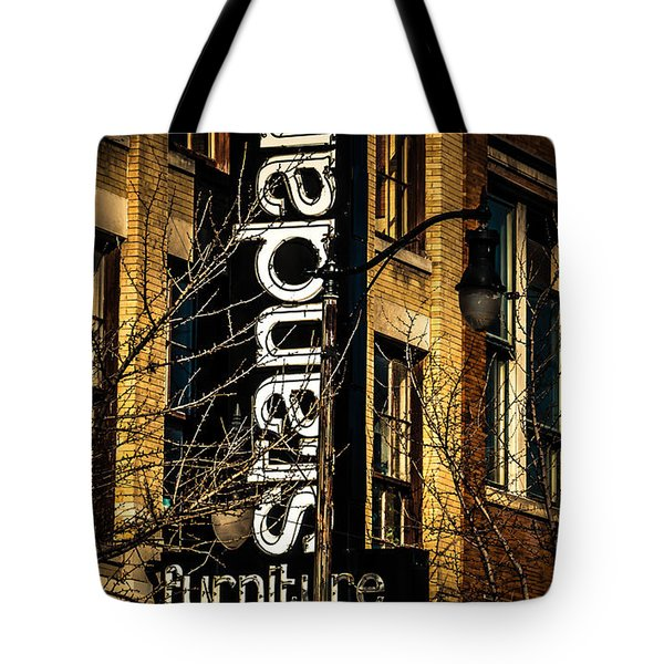 Standard Tote Bag by Phillip Burrow