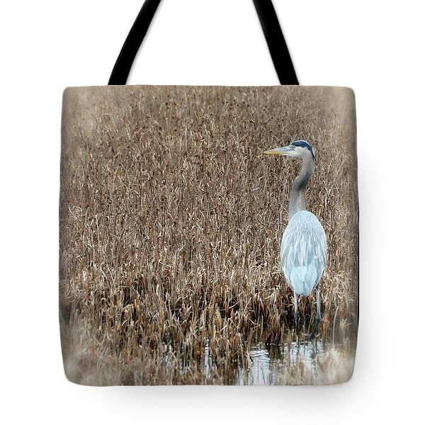 Standing Alone Tote Bag by Tamera James
