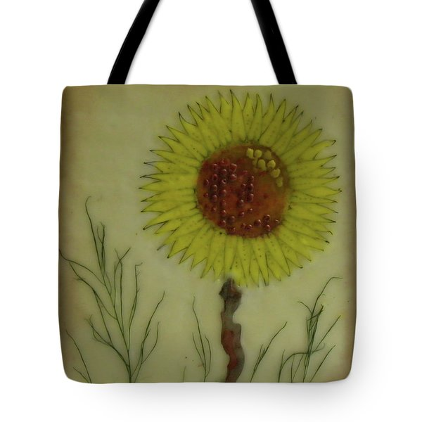 Standing At Attention Tote Bag by Terry Honstead