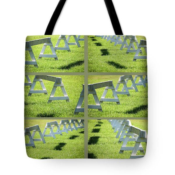Standing By -  Tote Bag