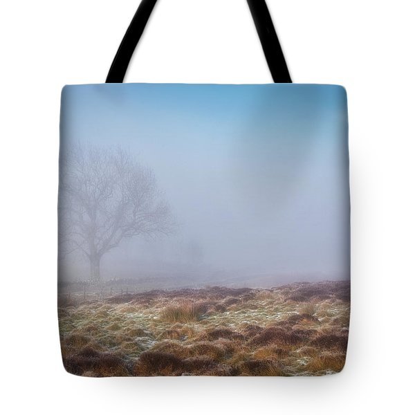Tote Bag featuring the photograph Standing Fiercely by Jeremy Lavender Photography