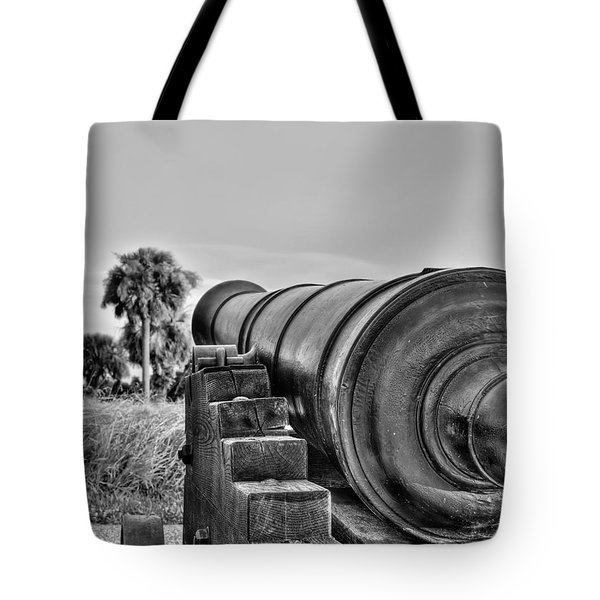 Standing Ground Tote Bag