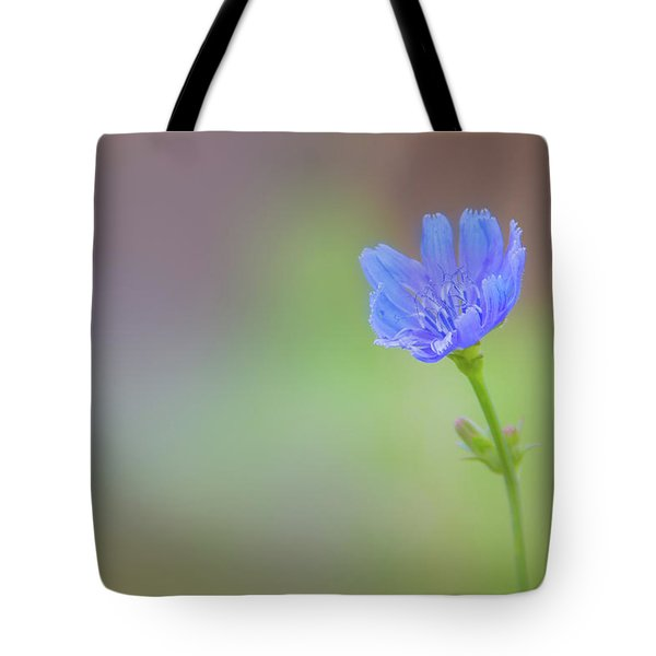 Standing In The Breeze Tote Bag