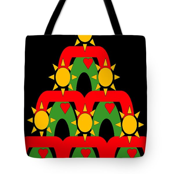 Standing On The Shoulders Of Our Ancestors Tote Bag