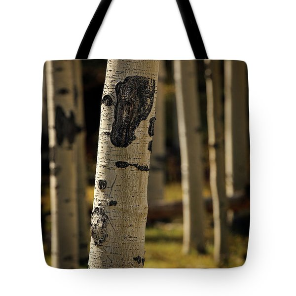 Standing Out Amongst The Others Tote Bag