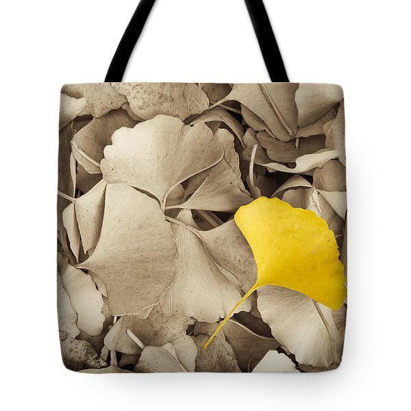 Standing Out In A Crowd Tote Bag