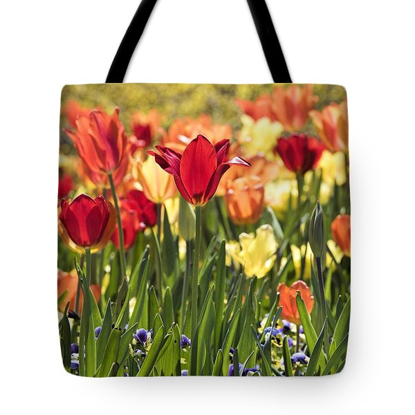 Standing Out  Tote Bag
