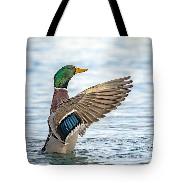 Standing Ovation Tote Bag