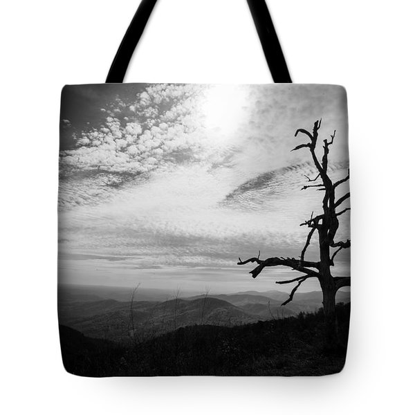 Tote Bag featuring the photograph Standing by Ross Henton