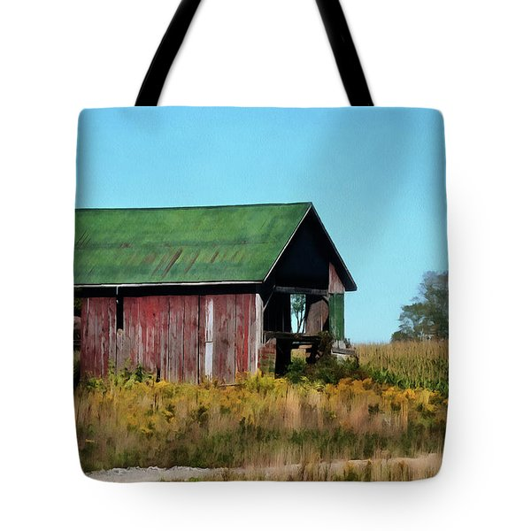 Standing Silent Tote Bag